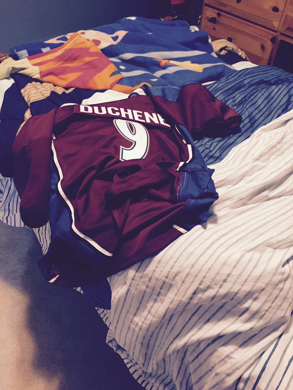 Lucky Matt Duchene Jersey